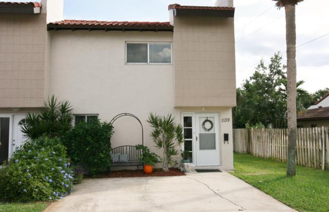 1139 Ashley Avenue, Indian Harbour Beach, FL 32937 (MLS #826874) :: Premium Properties Real Estate Services