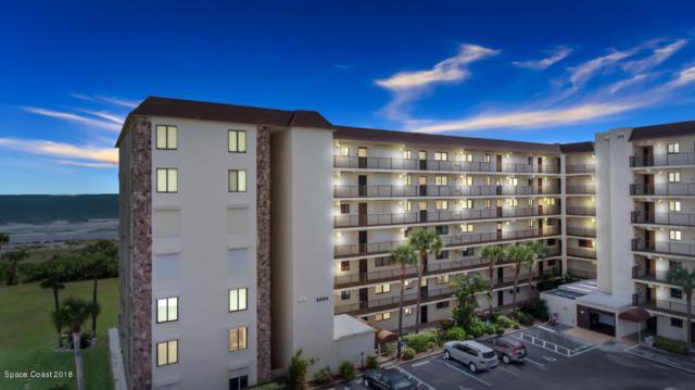 3060 N Atlantic Avenue #701, Cocoa Beach, FL 32931 (MLS #827059) :: Premium Properties Real Estate Services