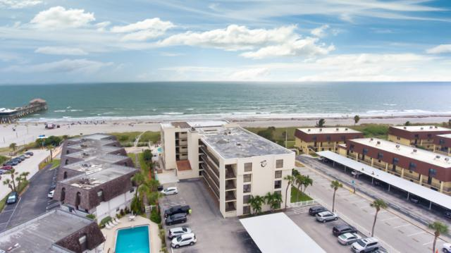 5300 Ocean Beach Boulevard #301, Cocoa Beach, FL 32931 (MLS #827744) :: Premium Properties Real Estate Services