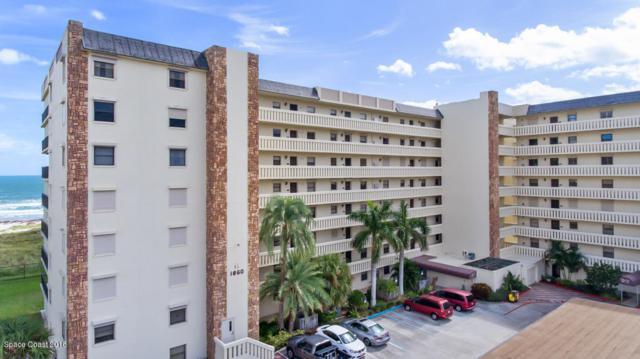 1860 N Atlantic Avenue #105, Cocoa Beach, FL 32931 (MLS #827852) :: Platinum Group / Keller Williams Realty