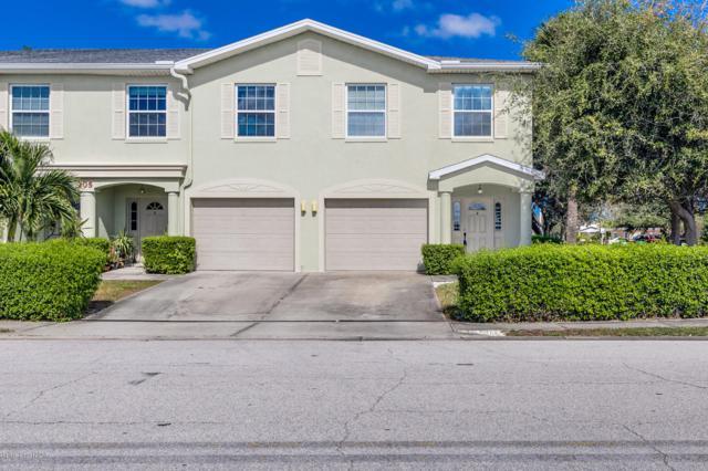 205 N 2nd Street Unit #104, Cocoa Beach, FL 32931 (MLS #828441) :: Pamela Myers Realty