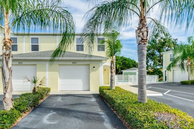 8727 Clara Elizabeth Lane #308, Cape Canaveral, FL 32920 (MLS #828628) :: Pamela Myers Realty