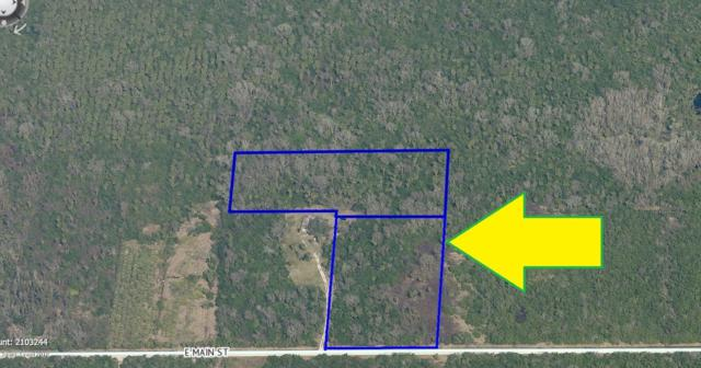 00000 E East Of 2500 Main Street, Mims, FL 32754 (MLS #828641) :: Pamela Myers Realty
