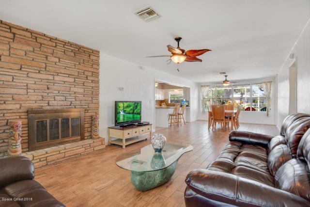 104 W Suwannee Lane, Cocoa Beach, FL 32931 (MLS #828797) :: Premium Properties Real Estate Services