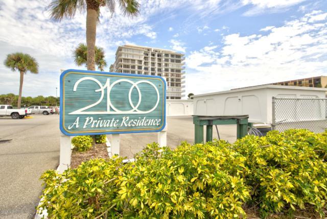 2100 N Atlantic Avenue #906, Cocoa Beach, FL 32931 (MLS #828956) :: Pamela Myers Realty