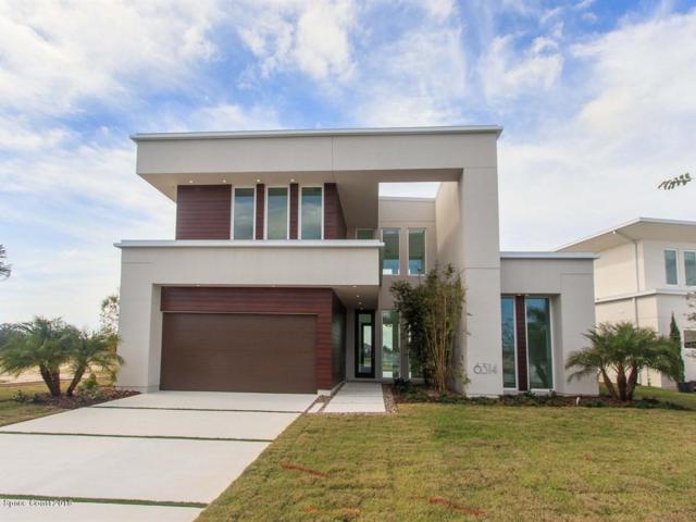 6314 Modern Duran Drive, Melbourne, FL 32940 (MLS #829030) :: Pamela Myers Realty