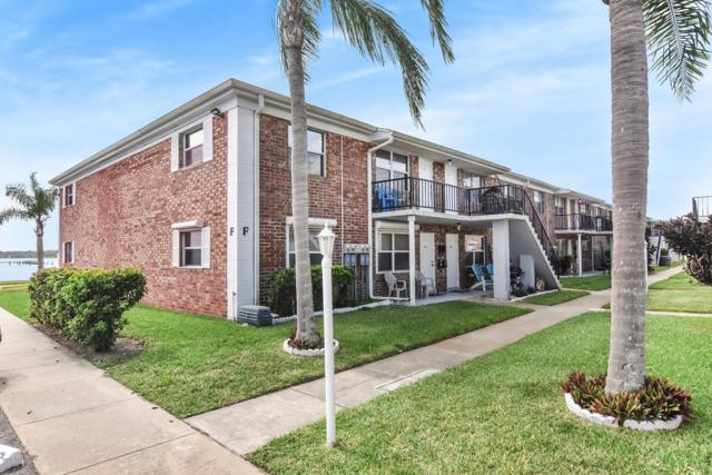 190 E Olmstead Drive F16, Titusville, FL 32780 (MLS #829165) :: Pamela Myers Realty