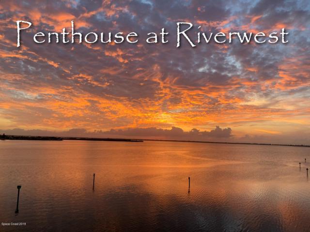 190 Escambia Lane #504, Cocoa Beach, FL 32931 (MLS #829361) :: Pamela Myers Realty