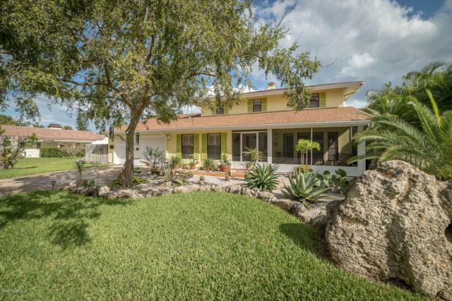1105 Magnolia Drive, Indialantic, FL 32903 (MLS #829398) :: Premium Properties Real Estate Services