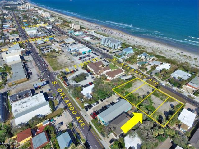 158 S Atlantic Avenue, Cocoa Beach, FL 32931 (MLS #829721) :: Coral C's Realty LLC
