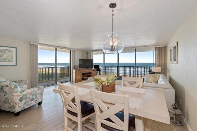1860 N Atlantic Avenue #601, Cocoa Beach, FL 32931 (MLS #829794) :: Pamela Myers Realty