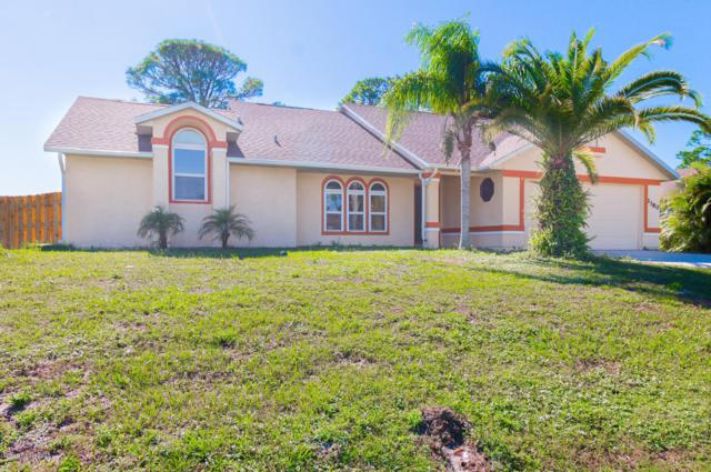 1380 Natal Street NW, Palm Bay, FL 32907 (MLS #829886) :: Coral C's Realty LLC