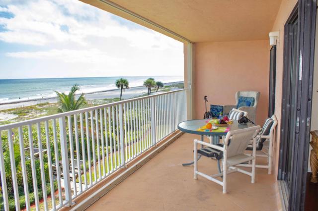 1525 S Atlantic Avenue #404, Cocoa Beach, FL 32931 (MLS #830275) :: Premium Properties Real Estate Services