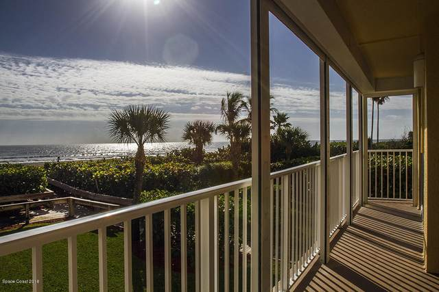 624 Monroe Avenue #201, Cape Canaveral, FL 32920 (MLS #830454) :: Premium Properties Real Estate Services