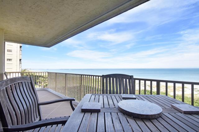 750 N Atlantic Avenue N #503, Cocoa Beach, FL 32931 (MLS #830930) :: Platinum Group / Keller Williams Realty