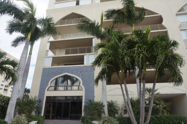 750 N Atlantic Avenue #903, Cocoa Beach, FL 32931 (MLS #831129) :: Platinum Group / Keller Williams Realty