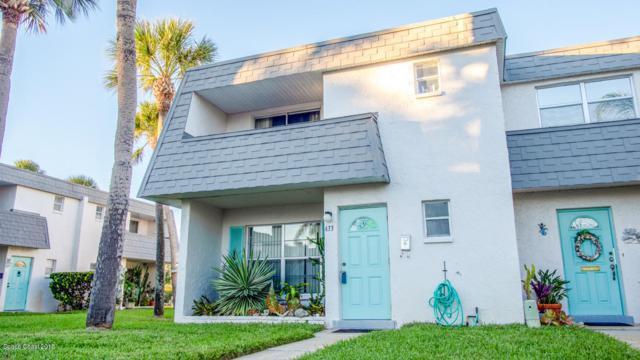 433 Blue Jay Lane #14, Satellite Beach, FL 32937 (MLS #831238) :: Platinum Group / Keller Williams Realty