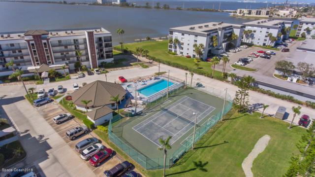 3613 S Banana River Boulevard #407, Cocoa Beach, FL 32931 (MLS #831706) :: Premium Properties Real Estate Services
