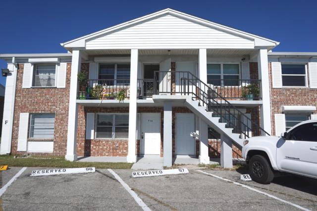 190 E Olmstead Drive F-15, Titusville, FL 32780 (MLS #831708) :: Pamela Myers Realty