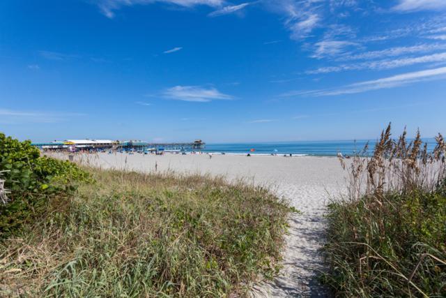 5300 Ocean Beach Boulevard #202, Cocoa Beach, FL 32931 (MLS #831761) :: Platinum Group / Keller Williams Realty