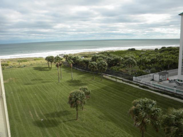 1830 N Atlantic Avenue C-607, Cocoa Beach, FL 32931 (MLS #831867) :: Premium Properties Real Estate Services