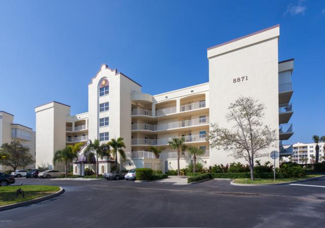 8961 Lake Drive #204, Cape Canaveral, FL 32920 (MLS #832005) :: Pamela Myers Realty
