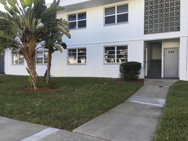 8401 N Atlantic Avenue L-13, Cape Canaveral, FL 32920 (MLS #832584) :: Blue Marlin Real Estate