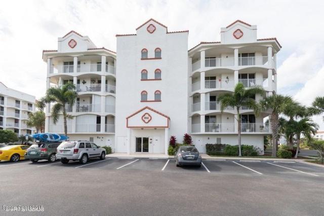 8932 Laguna Lane #404, Cape Canaveral, FL 32920 (MLS #833099) :: Pamela Myers Realty