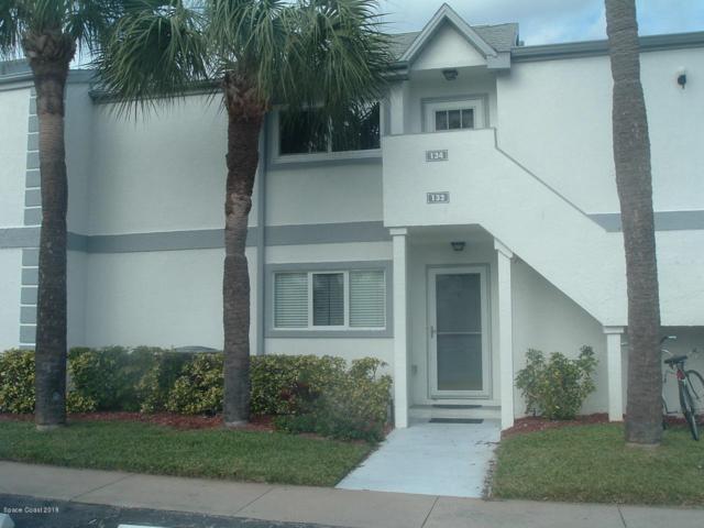 132 Beach Park Lane #33, Cape Canaveral, FL 32920 (MLS #833123) :: Pamela Myers Realty
