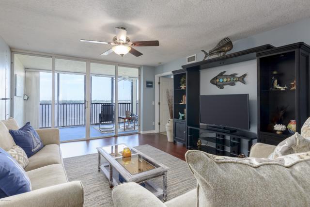 300 S Sykes Creek Parkway #604, Merritt Island, FL 32952 (MLS #833155) :: Platinum Group / Keller Williams Realty
