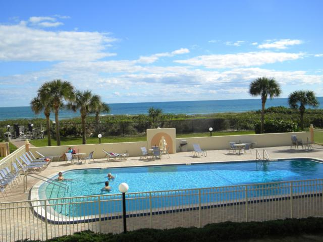 820 N Atlantic Avenue A 202, Cocoa Beach, FL 32931 (MLS #833562) :: Blue Marlin Real Estate