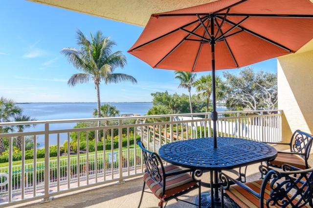 191 Seminole Lane #202, Cocoa Beach, FL 32931 (MLS #834312) :: Premium Properties Real Estate Services