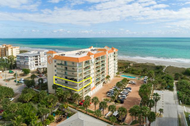 420 Harding Avenue #401, Cocoa Beach, FL 32931 (MLS #834313) :: Premium Properties Real Estate Services