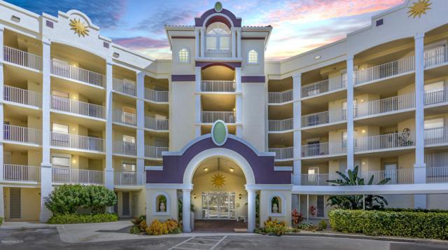 703 Solana Shores Drive B510, Cape Canaveral, FL 32920 (MLS #834936) :: Blue Marlin Real Estate