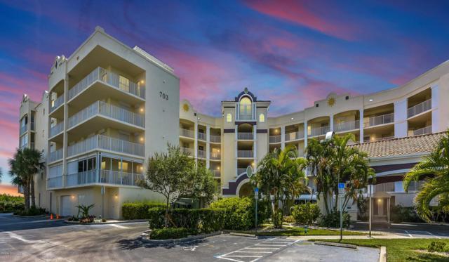 701 Solana Shores Drive A304, Cape Canaveral, FL 32920 (MLS #834942) :: Pamela Myers Realty