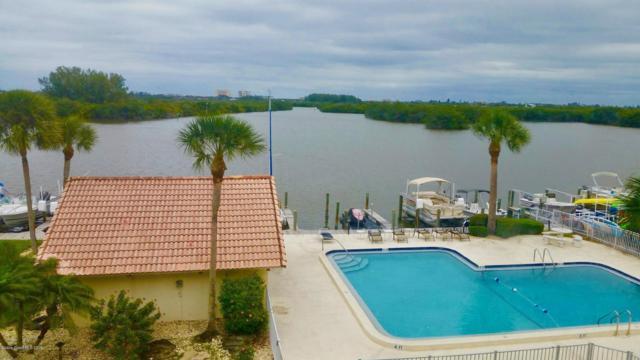 1611 Minutemen Causeway #306, Cocoa Beach, FL 32931 (MLS #835052) :: Pamela Myers Realty