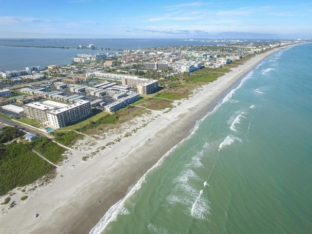 3060 N Atlantic Avenue #102, Cocoa Beach, FL 32931 (MLS #835849) :: Blue Marlin Real Estate