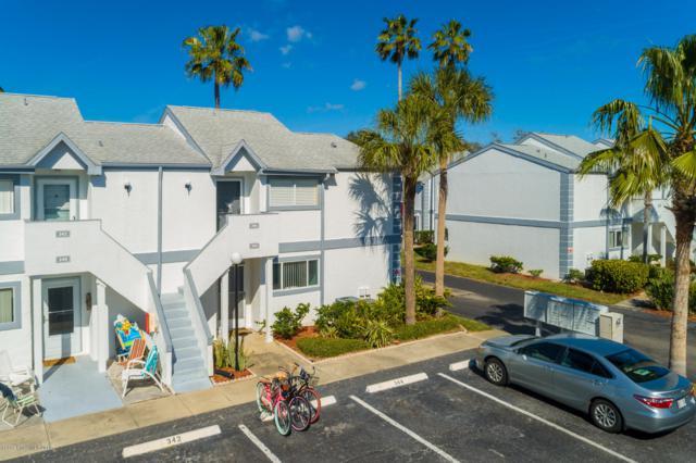 344 Beach Park Lane V135, Cape Canaveral, FL 32920 (MLS #836272) :: Pamela Myers Realty