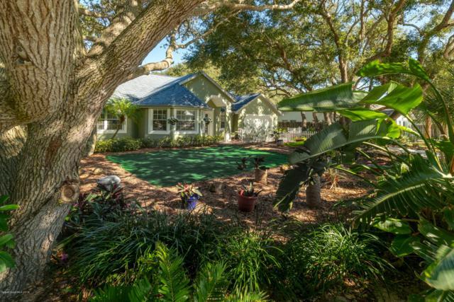230 Heron Drive, Melbourne Beach, FL 32951 (MLS #836513) :: Premium Properties Real Estate Services