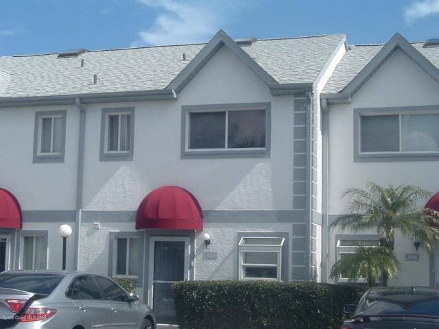 430 N Seaport Boulevard #135, Cape Canaveral, FL 32920 (MLS #836560) :: Pamela Myers Realty