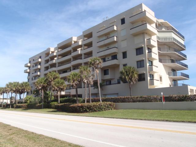 7415 Aquarina Beach Drive #207, Melbourne Beach, FL 32951 (MLS #836875) :: Blue Marlin Real Estate