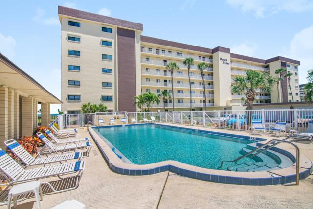 55 N Fourth Street #107, Cocoa Beach, FL 32931 (MLS #837254) :: Blue Marlin Real Estate