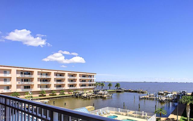 580 S Banana River Drive #203, Merritt Island, FL 32952 (MLS #838001) :: Platinum Group / Keller Williams Realty