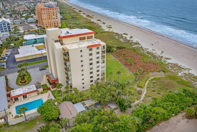 545 Garfield Avenue #703, Cocoa Beach, FL 32931 (MLS #838102) :: Platinum Group / Keller Williams Realty