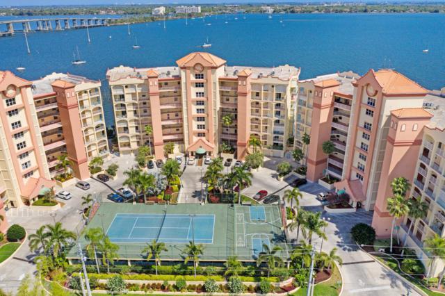 100 Riverside Drive A601, Cocoa, FL 32922 (MLS #838683) :: Blue Marlin Real Estate