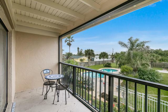 110 Desoto Parkway #18, Satellite Beach, FL 32937 (MLS #838831) :: Pamela Myers Realty