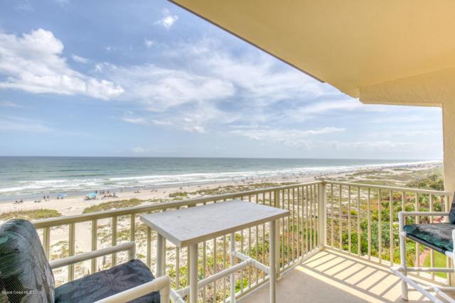 299 N Atlantic Avenue N #605, Cocoa Beach, FL 32931 (MLS #838925) :: Pamela Myers Realty