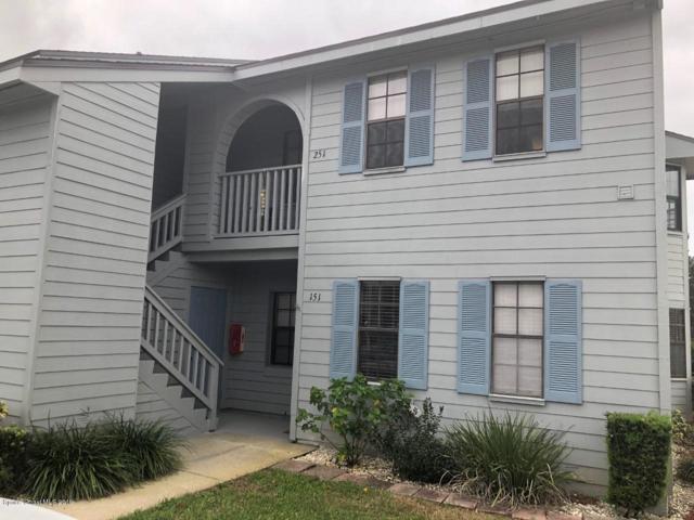 1705 Harrison Street #151, Titusville, FL 32780 (MLS #839288) :: Platinum Group / Keller Williams Realty