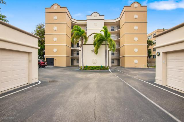 161 Majestic Bay Avenue #402, Cape Canaveral, FL 32920 (MLS #839486) :: Coral C's Realty LLC