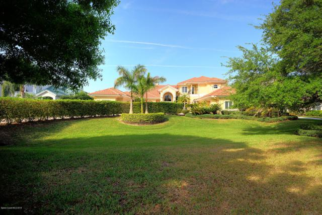 111 Lansing Island Drive, Indian Harbour Beach, FL 32937 (MLS #839602) :: Platinum Group / Keller Williams Realty